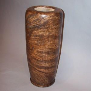 Black Ash Vase 1