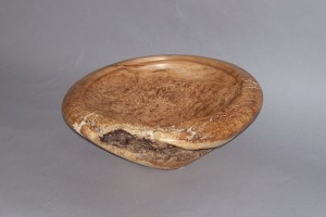 Maple Burl Bowl 1. NFS