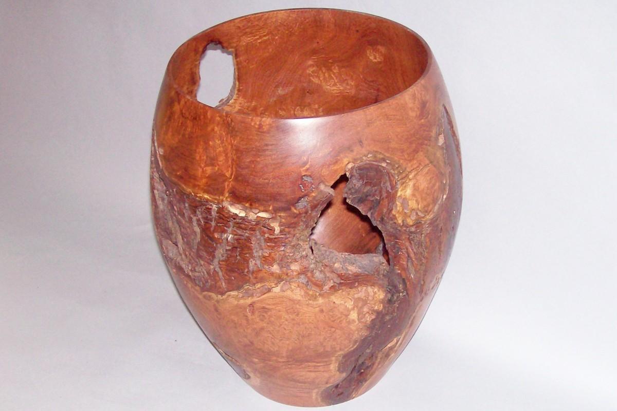 Mesquite Vase 1. NFS.lerner