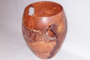 Mesquite Vase 1. NFS