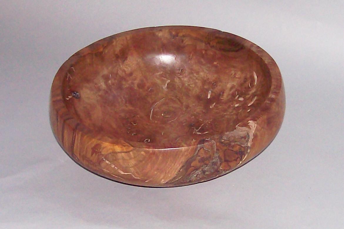 Black Walnut Bowl 1