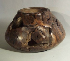 Black Walnut Bowl 3. NFS