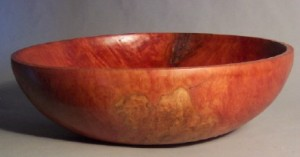 Red Gum Bowl 2. Private collection