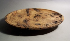 Black Oak Platter 2. Private collection