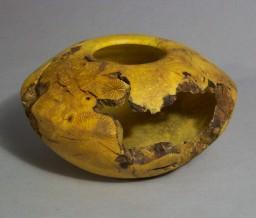 Agarita Bowl 2. Private collection