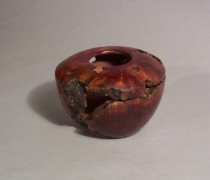 Manzanita Bowl 9. Private collection