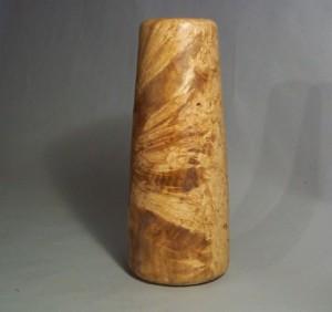 Maple Burl Vase 2