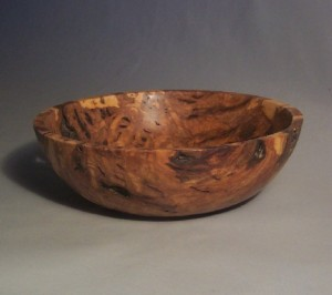 Red Maple Bowl 1. Private collection