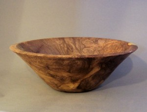 Mesquite Bowl 4. Private Collection
