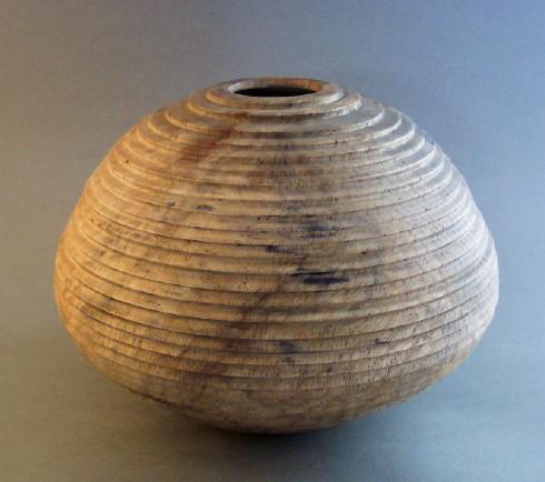 Tan Oak Hollow Form 1. NFS