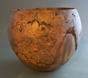 Tan Oak Bowl 1