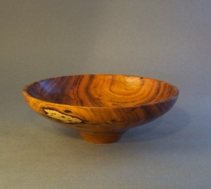 Desert Ironwood Bowl 1. Private collection