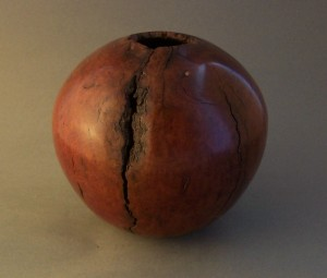 Manzanita Hollow Form 2. Private Collection