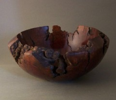 Manzanita Bowl 12. Private collection