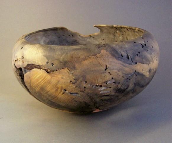 Buckeye Burl Bowl 5. Private collection.folloder