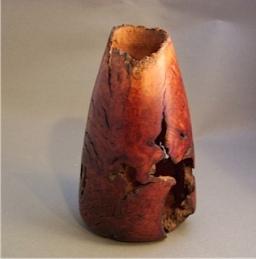 Manzanita Vase 6. NFS