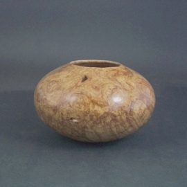 Spalted Maple Bowl 2. Private collection