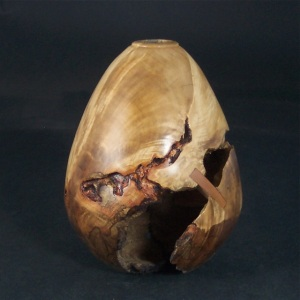 Spalted Maple HF 9. Private collection