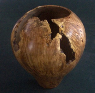 Spalted Maple Vase 1