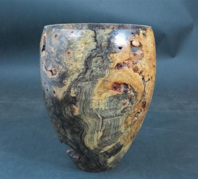 Buckeye Vase 5