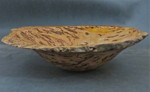 Eucalyptus Resin Burl Bowl 1