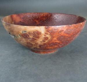 Jarrah Bowl 1
