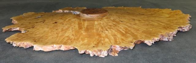 Birch (Russian) Platter 1